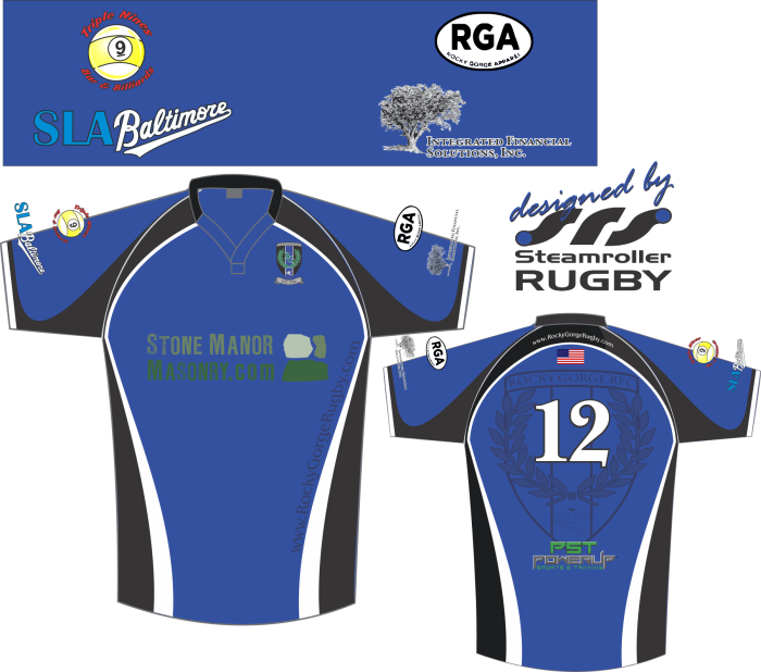 Rocky Gorge Rugby is officially sponsored by SLABaltimore!