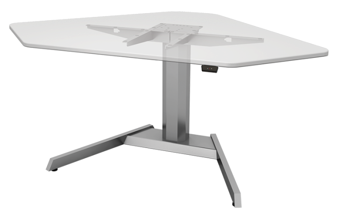 ESI Ergonomics Core height adjustable table is exactly what you need!